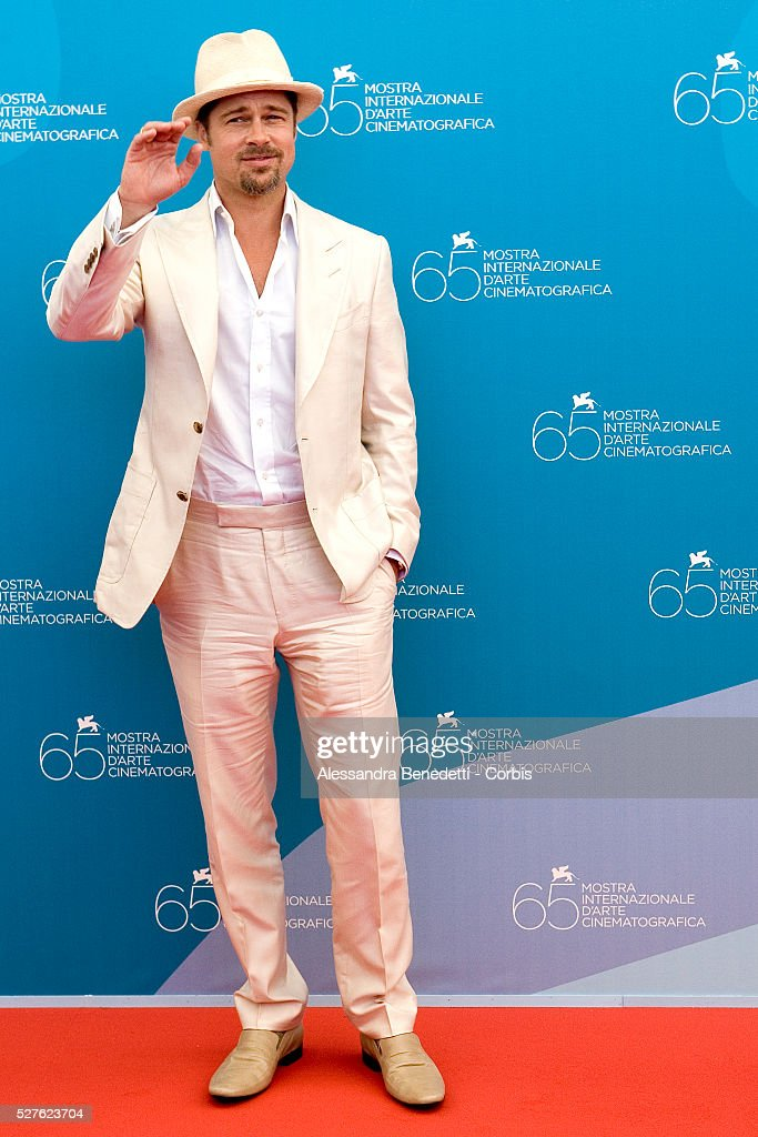 0f3603e91d2 Italy -  Burn After Reading  Photo Call - 65th Venice Film Festival   News