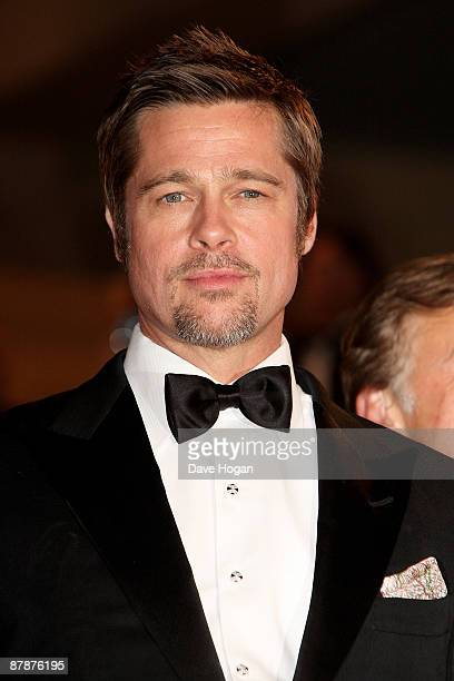 Brad Pitt departs the Inglourious Basterds Premiere held at the Palais Des Festivals during the 62nd International Cannes Film Festival on May 20th...