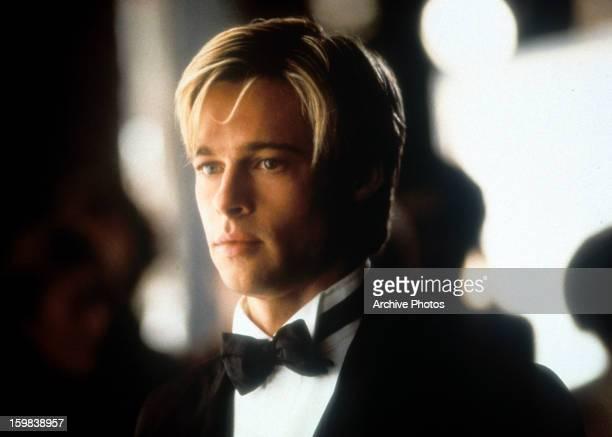 Brad Pitt in a scene from the film 'Meet Joe Black' 1998