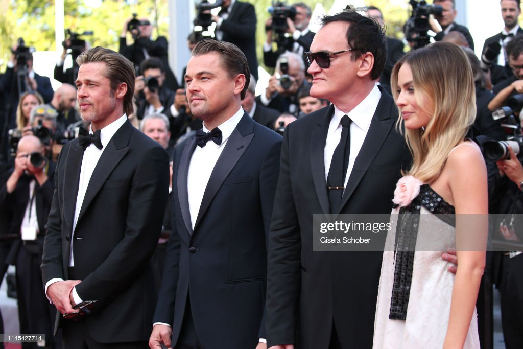 """""""Once Upon A Time In Hollywood"""" Red Carpet - The 72nd Annual Cannes Film Festival : Foto di attualità"""