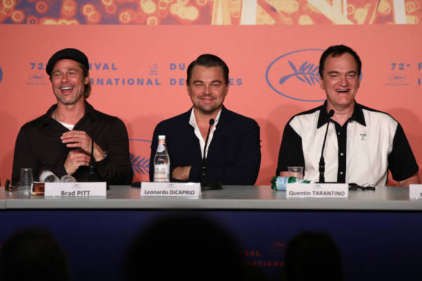 "FRA: ""Once Upon A Time In Hollywood"" Press Conference - The 72nd Annual Cannes Film Festival"