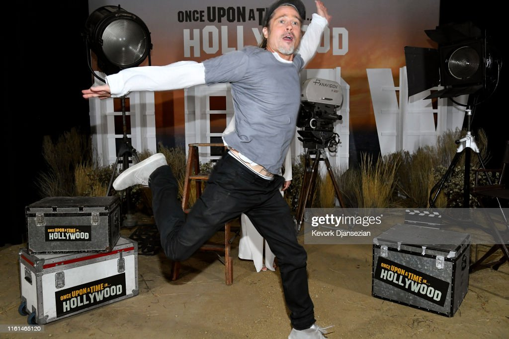 """Photo Call For Columbia Pictures' """"Once Upon A Time In Hollywood"""" : News Photo"""