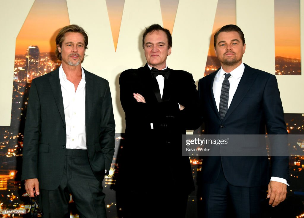"""Sony Pictures' """"Once Upon A Time...In Hollywood"""" Los Angeles Premiere - Red Carpet : News Photo"""