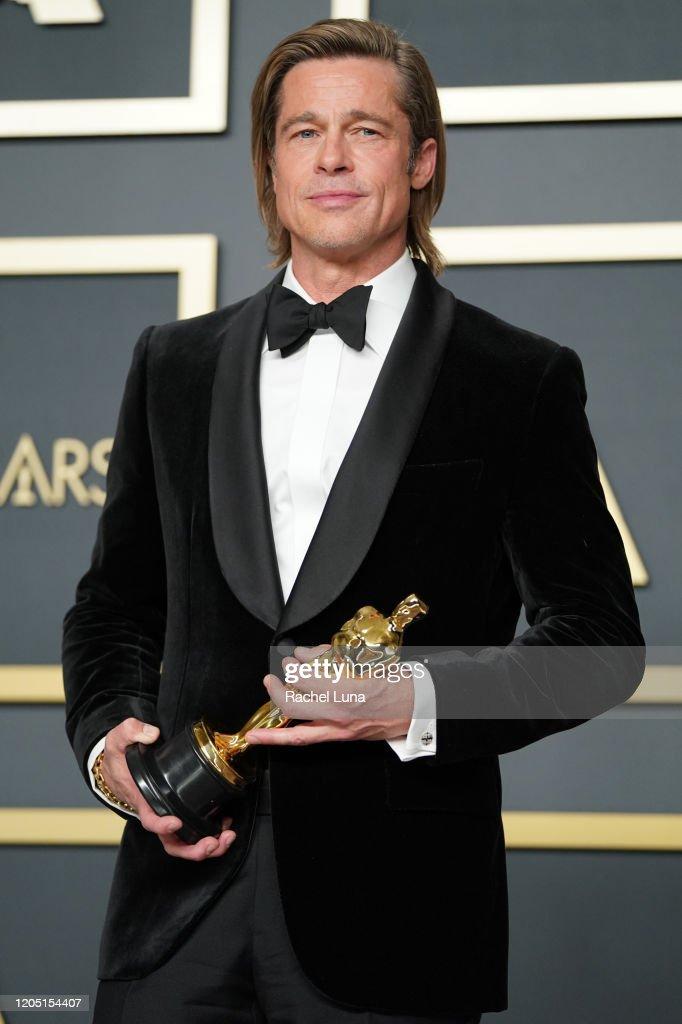 92nd Annual Academy Awards - Press Room : Fotografía de noticias