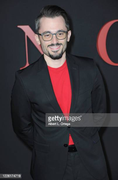 """Brad R Lambert arrives for the Premiere Of Universal Pictures' """"The Turning"""" held at TCL Chinese Theatre on January 21, 2020 in Hollywood, California."""