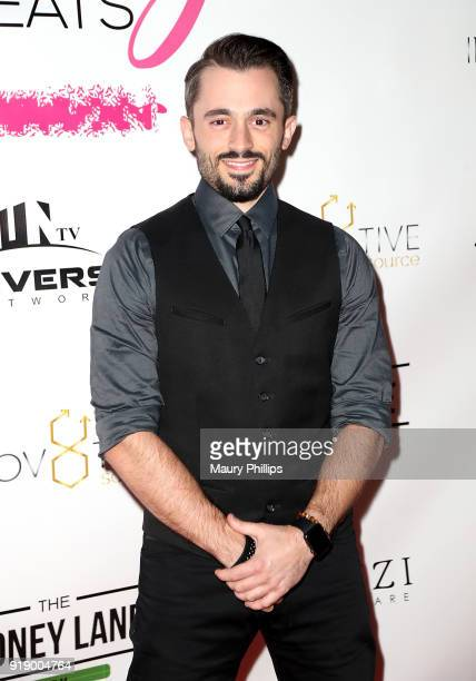 Brad R Lambert attends the 2018 Beauty & The Beats Celebrity Party and Panel Discussion at Dream Magic Studios on February 15, 2018 in Canoga Park,...