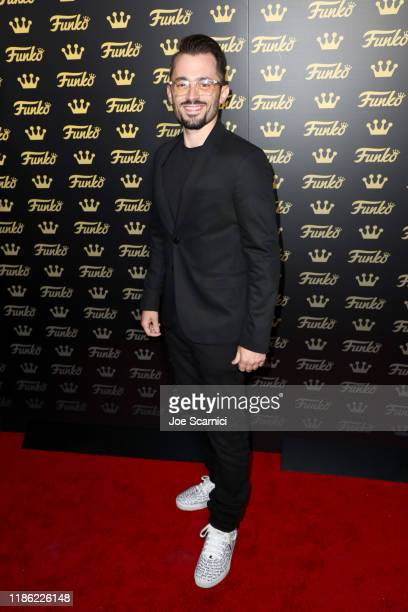 Brad Lambert attends the Funko Hollywood VIP Preview Event at Funko Hollywood on November 07 2019 in Hollywood California