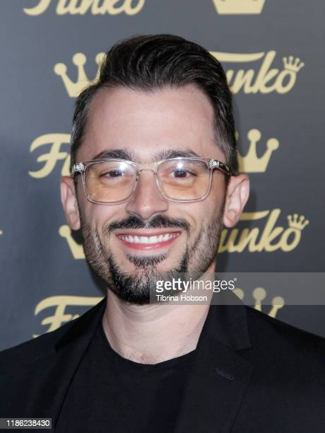 Brad R Lambert attends the grand opening of Funko Hollywood at Funko Hollywood Store on November 07, 2019 in Hollywood, California.