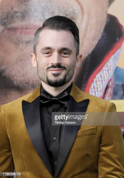 """Brad R Lambert attends the Premiere of Universal Pictures' """"Dolittle"""" at Regency Village Theatre on January 11, 2020 in Westwood, California."""