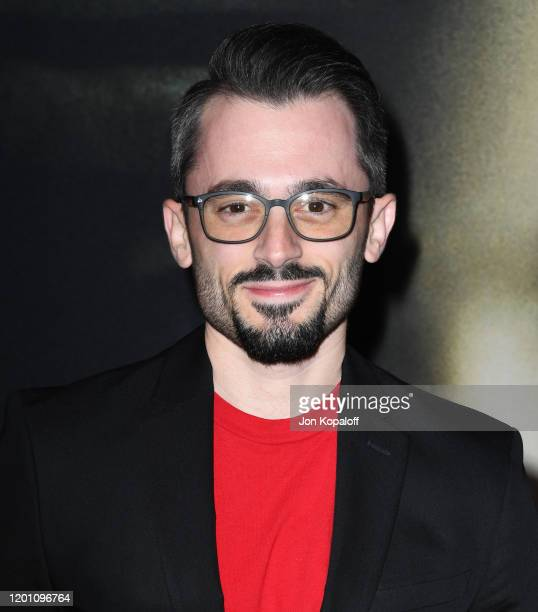 """Brad R Lambert attends the premiere of Universal Pictures' """"The Turning"""" at TCL Chinese Theatre on January 21, 2020 in Hollywood, California."""