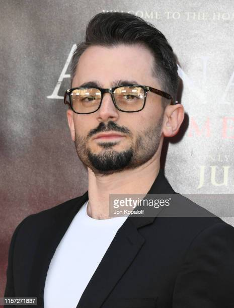 """Brad R Lambert attends the Premiere Of Warner Bros' """"Annabelle Comes Home"""" at Regency Village Theatre on June 20, 2019 in Westwood, California."""