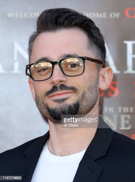 Brad R Lambert attends the premiere of Warner Bros' 'Annabelle Comes Home' at Regency Village Theatre on June 20, 2019 in Westwood, California.