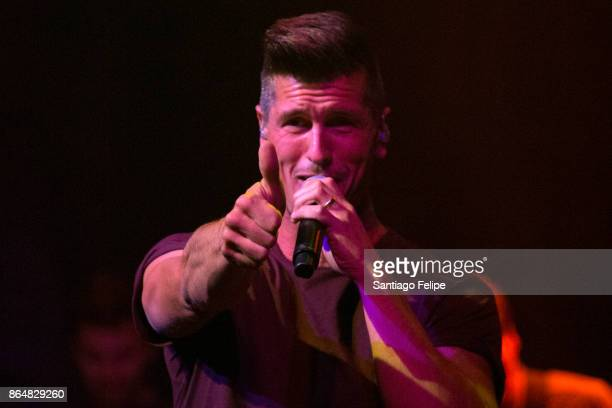 Brad Rempel of 'High Vallery' perfoms onstage durng The Highway Finds Tour at the Gramercy Theatre on October 21 2017 in New York City