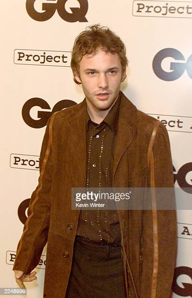 Brad Renfro at a party to celebrate GQ Magazine's second annual 'Hollywood Issue' at the Factory Los Angeles Ca 2/15/01