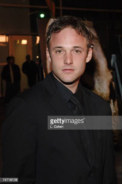 Brad Renfro at the Pacific ArcLight Theater in Los Angeles California