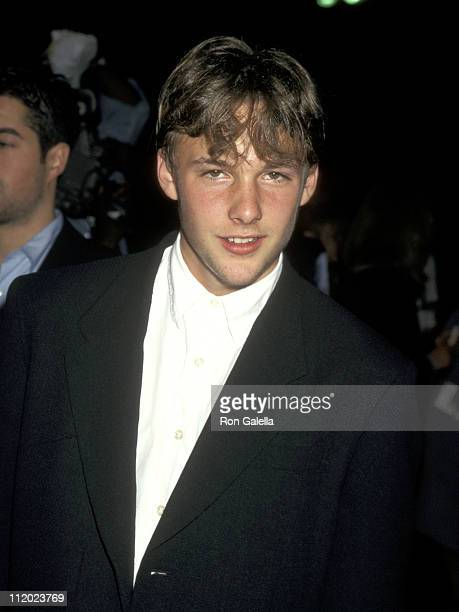 Brad Renfro during Sleepers Los Angeles Premiere at Mann's Bruin Theater in Westwood California United States