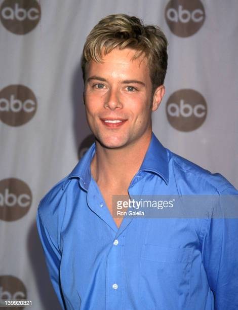Brad Rowe at the ABC Summer TCA Press Tour, Ritz-Carlton Hotel, Pasadena.