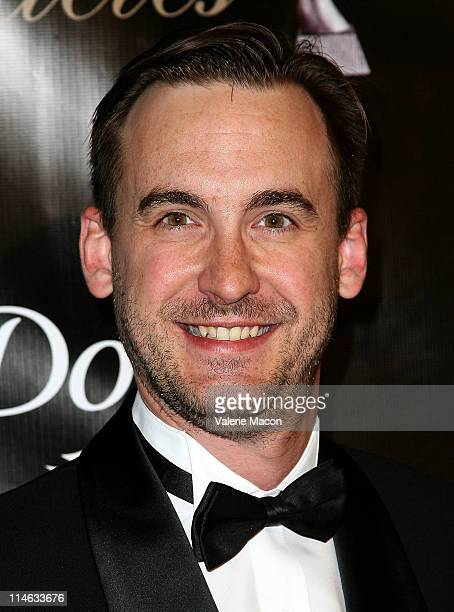 Brad Rutter arrives at the 36th Annual Gracie Awards Gala on May 24 2011 in Beverly Hills California