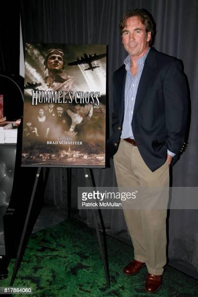 Brad Schaeffer attends INFA Energy Brokers LLC celebrates the release of BRAD SCHAEFFER's 'Hummel's Cross' at Provocateur on September 24 2010 in New...