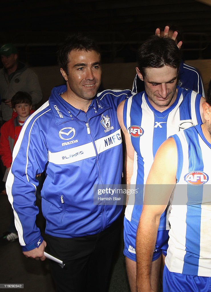 AFL Rd 17 - North Melbourne v Western Bulldogs
