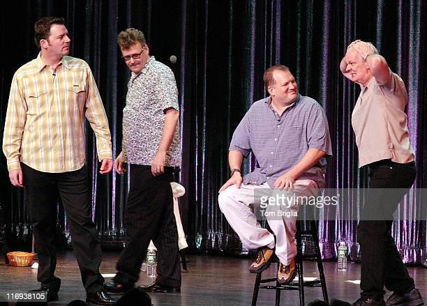 Brad Sherwood Greg Proops Drew Carey and Colin Mochrie