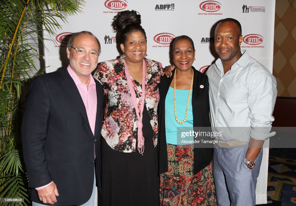 2012 gmc Screenplay Competition LIVE Table Read At ABFF : News Photo