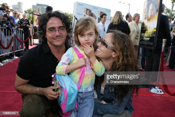 Brad Silberling daughter Charlotte and Amy Brenneman
