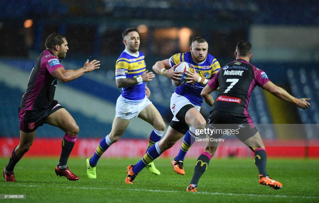 Leeds Rhinos v Hull KR - Betfred Super League : News Photo