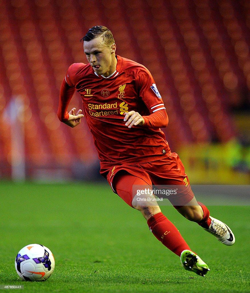 Liverpool v Manchester United - Barclays U21 Premier League Semi Final