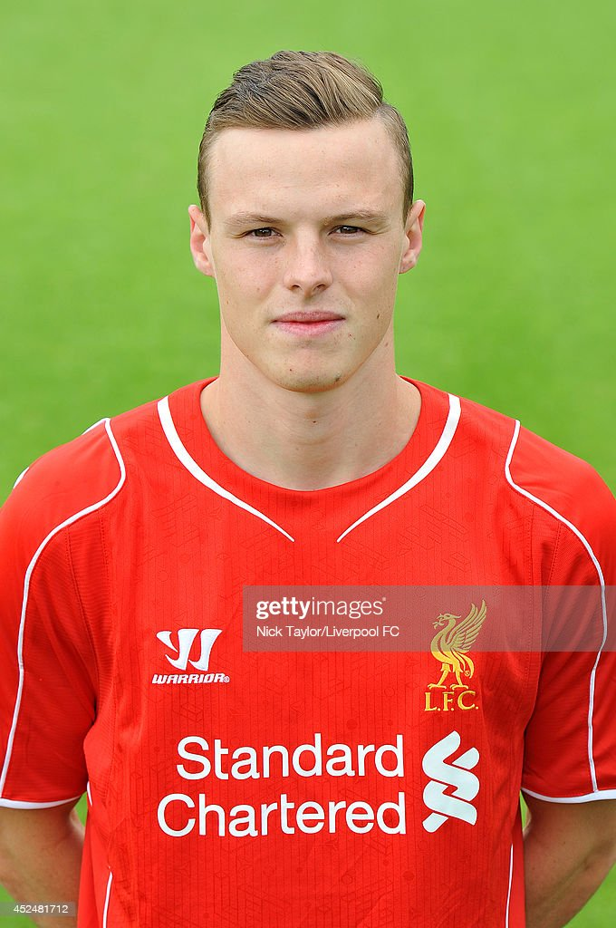 Liverpool FC Academy Headshots and Team Group