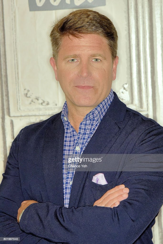 """Build Presents Brad Thor Discussing His New Book """"Use Of Force"""""""