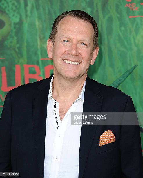Brad Wald attends the premiere of Kubo and the Two Strings at AMC Universal City Walk on August 14 2016 in Universal City California