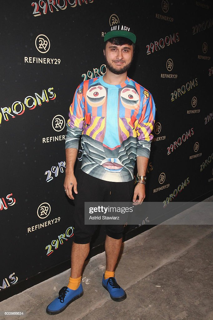 """Refinery29's Second Annual New York Fashion Week Event, """"29Rooms"""""""