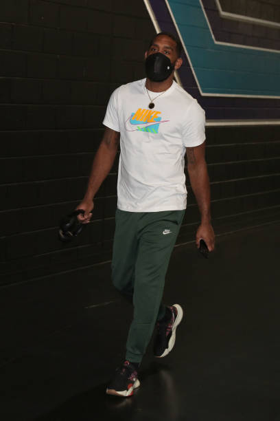 NC: Orlando Magic v Charlotte Hornets