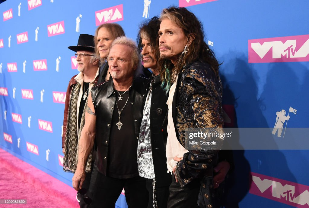 2018 MTV Video Music Awards - Red Carpet : News Photo