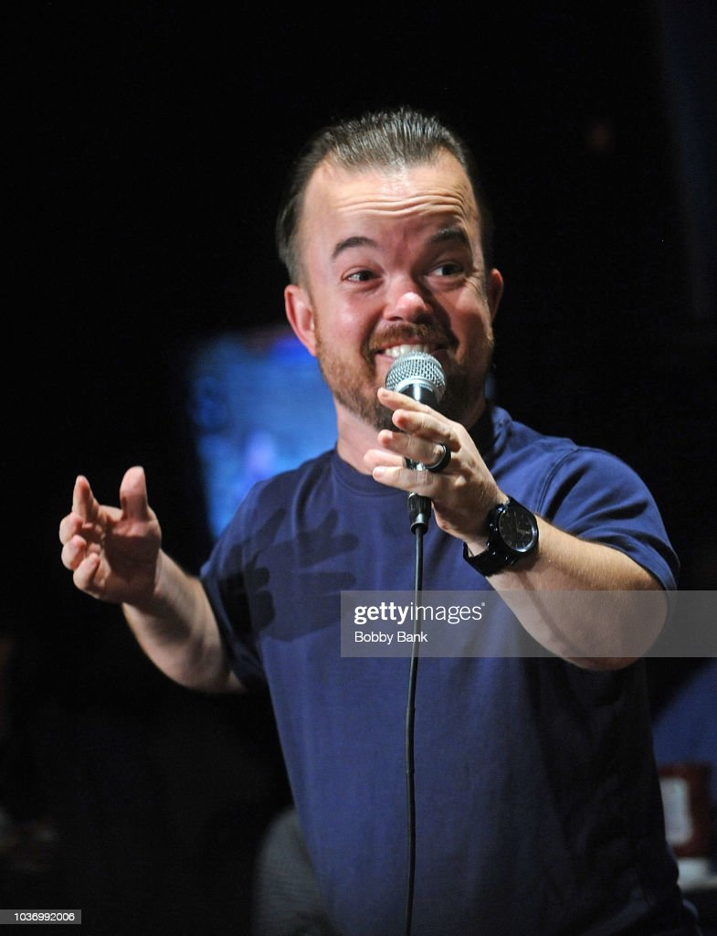 Brad Williams Performs At The Stress Factory