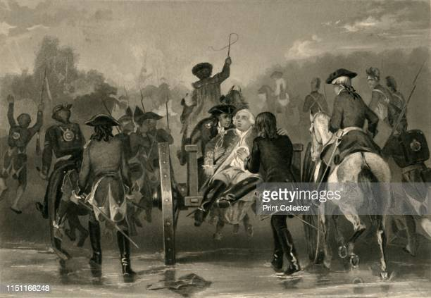 Braddock's Retreat' British military leader Major General Edward Braddock was commanderinchief for North America during the French and Indian War He...