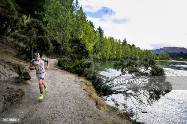 Braden Currie of New Zealand competes during 2018 Challenge Wanaka on February 17 2018 in Wanaka New Zealand