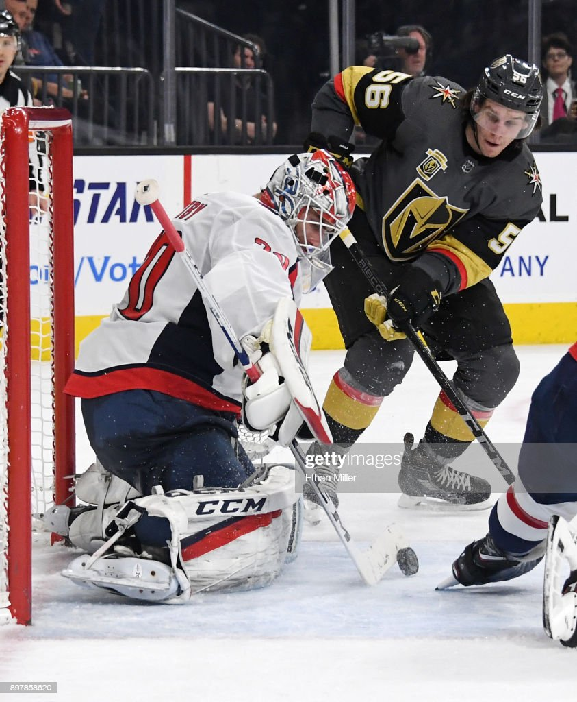 Washington Capitals v Vegas Golden Knights