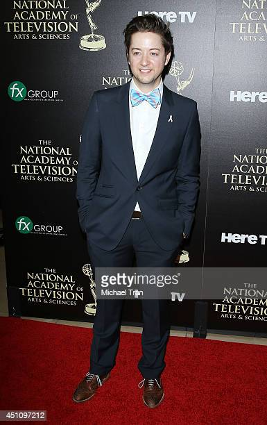 Bradford Anderson arrives at the 41st Annual Daytime Emmy Awards held at The Beverly Hilton Hotel on June 22 2014 in Beverly Hills California