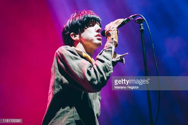 Bradford Cox from the band Deerhunter performs onstage during Tomavistas Festival on May 25, 2019 in Madrid, Spain.