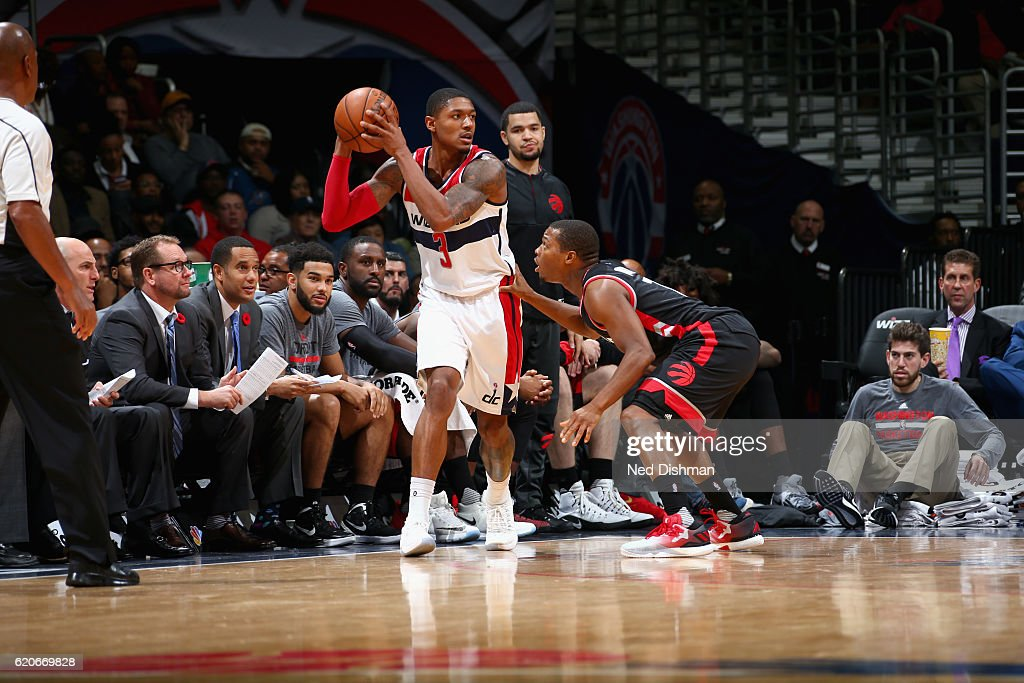Toronto Raptors v Washington Wizards : News Photo