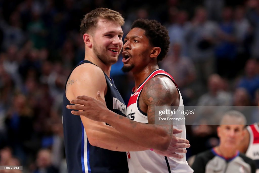 Washington Wizards v Dallas Mavericks : News Photo