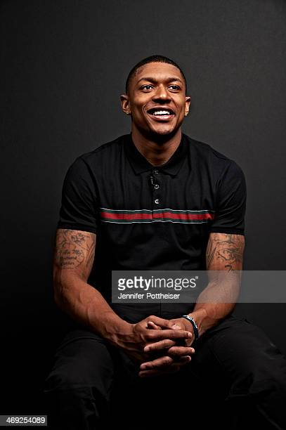 Bradley Beal of the Washington Wizards poses for portraits during the NBAE Circuit as part of 2014 AllStar Weekend at the Hyatt Regency Hotel on...