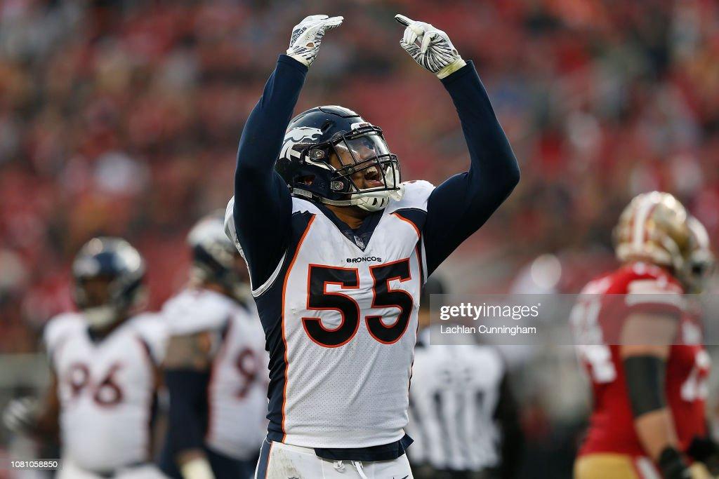 Denver Broncos v San Francisco 49ers : ニュース写真