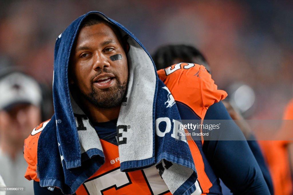 Los Angeles Rams v Denver Broncos : ニュース写真