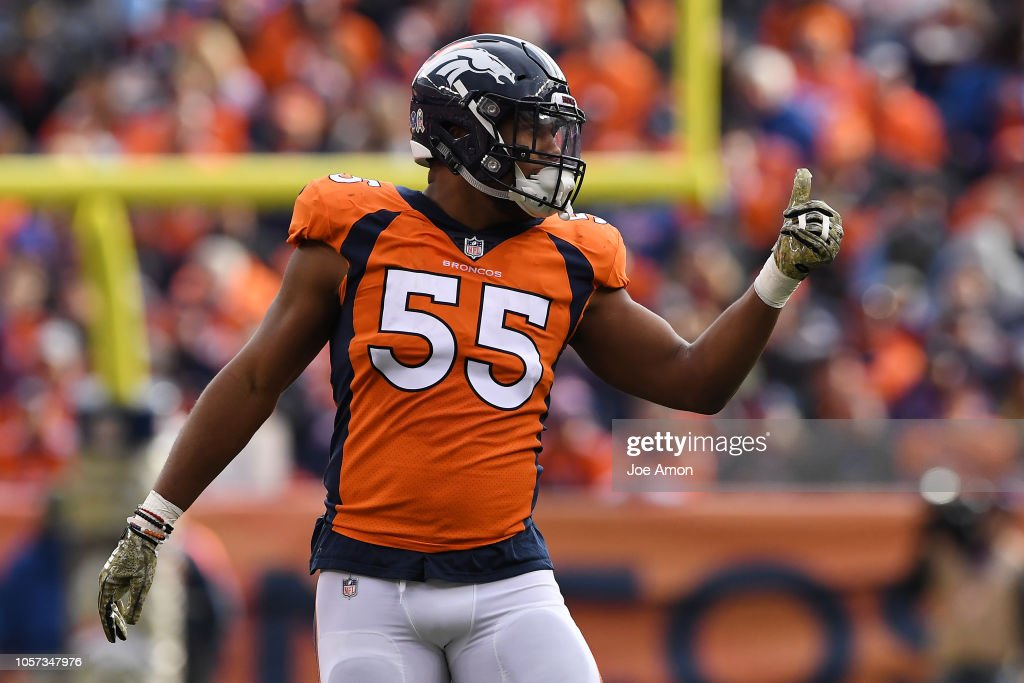 Denver Broncos vs. Houstan Texans, NFL Week 9 : News Photo