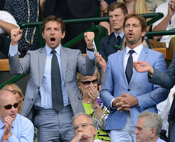 GBR: Celebrities Who Have Attended Wimbledon