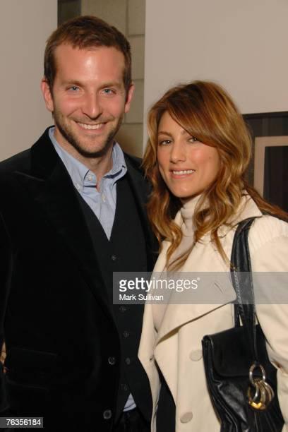 Bradley Cooper and Jennifer Esposito