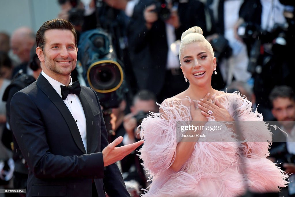 A Star Is Born Red Red Carpet Arrivals - 75th Venice Film Festival : News Photo